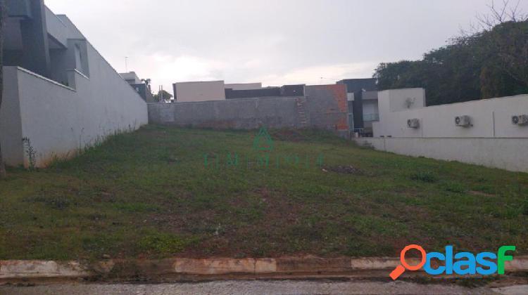 Terreno no Condomínio Flora Ville em Boituva