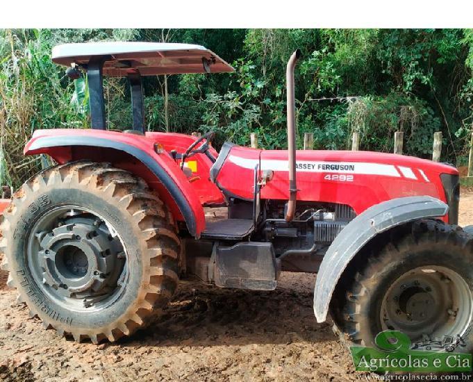 Trator Massey Ferguson 4292 (Com Redutor - 2.500 Horas!)