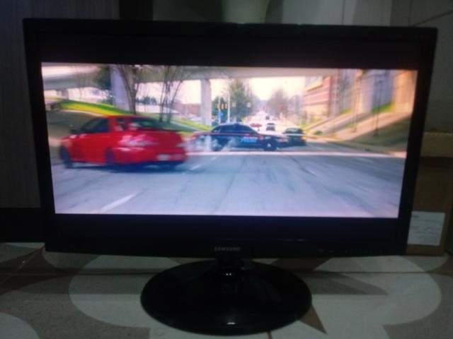 Tv monitor Samsung Led 27 polegadas