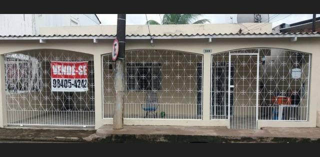 Vendo casa na Estação Experimental - MGF Imóveis