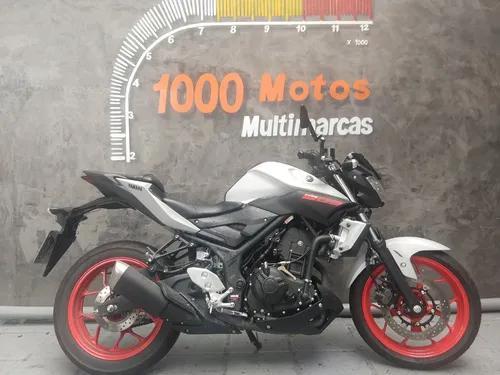Yamaha Mt 03 Abs 2020 Novinha Aceito Moto