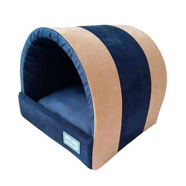 cama igloo para gatos e cachorros