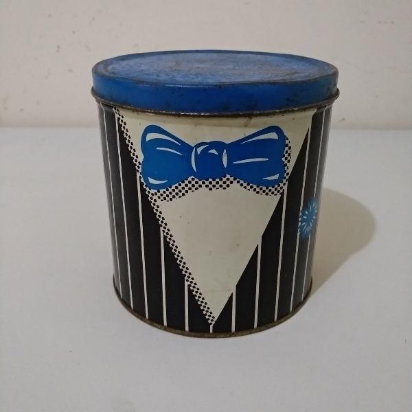 lata kibon antiga vintage colecionador sorvete antigo