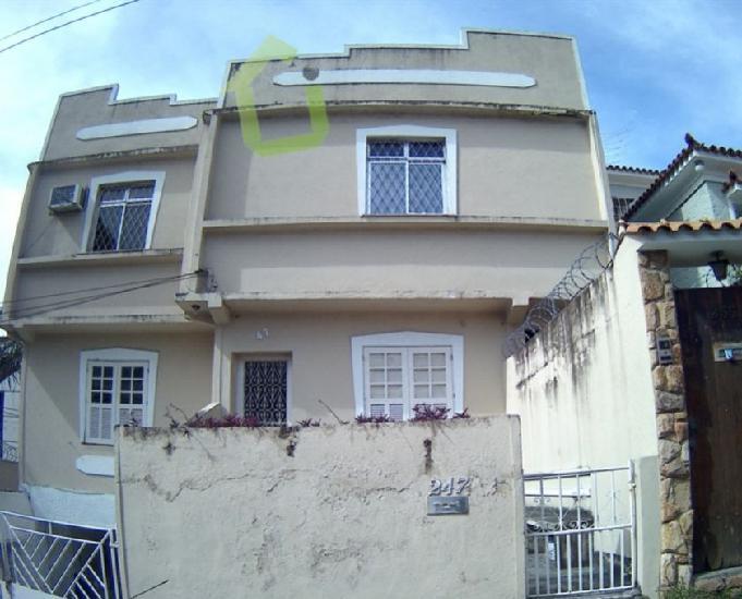 ALUGUEL - Casa 03 Quartos no Centro de Nova Iguaçu