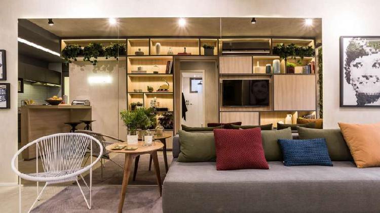 Apartamento à venda com 69 m², 2 quartos na Vila Mariana