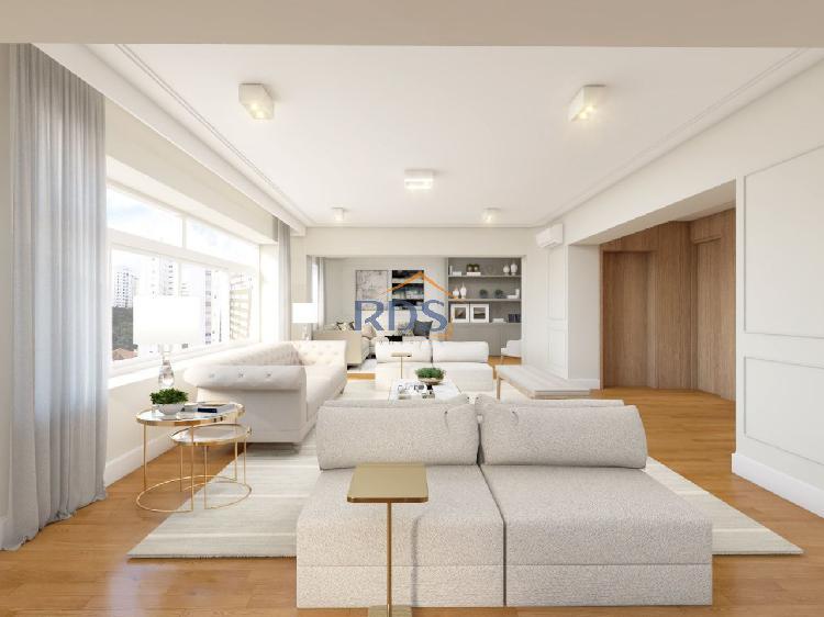 Apartamento à venda no Jardim Paulista - São Paulo, SP.