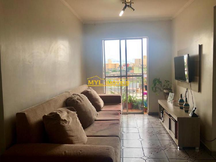 Apartamento à venda no Nova Gerti - Sao Caetano do Sul, SP.