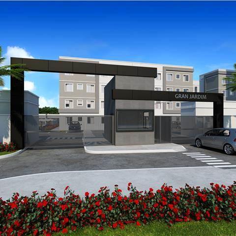 Entrada a partir de R$599 - Apartamento 2 quartos - Lorena