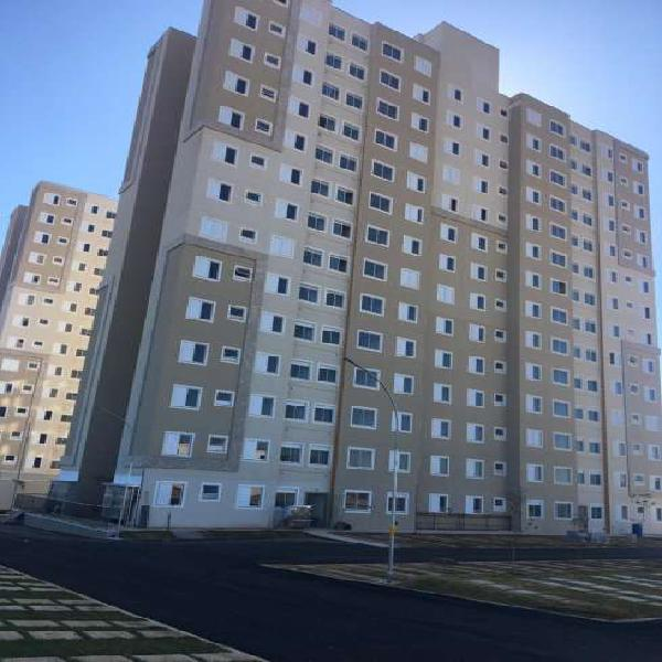 Entrada a partir de R$599 - Apartamento 2 quartos Setor