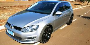Golf Highline 1.4 TSI Turbo 2014 - Venda ou troca