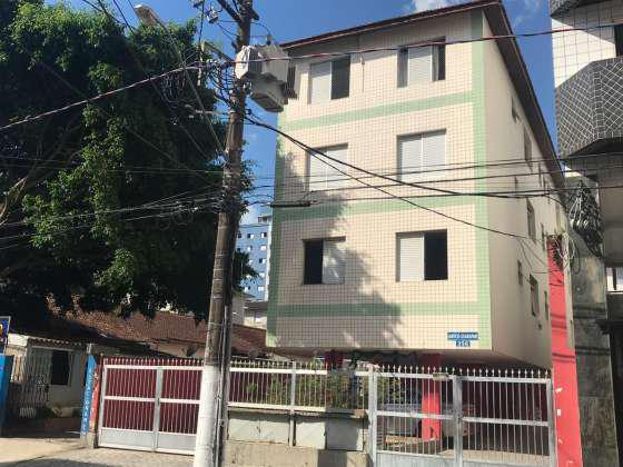 Imperdível - Centro da Ocian - 01 dormitório com garagem -