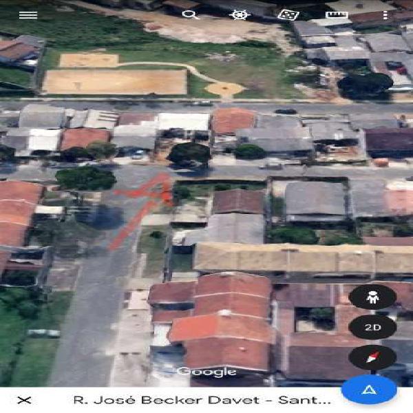 Santa Cândida - 35 mil + 108x975