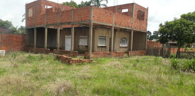 Vendo ou troco essa casa em construção - MGF Imóveis