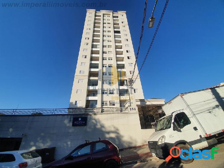 Apartamento Premium Bela Vista 77 m² no Centro de SJCampos