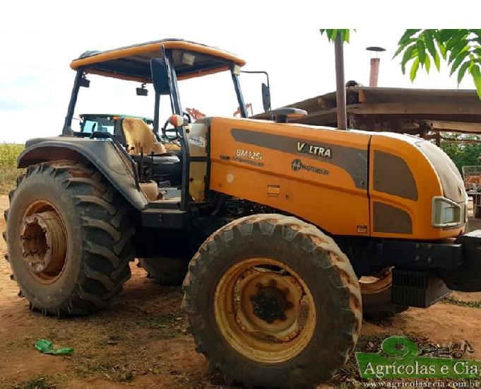 Trator Valtra BM 125 i 4x4 (Todo Original)