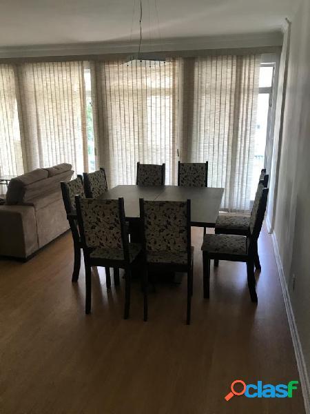 Apartamento 4 quartos/2 suítes, 2 vagas, mobiliado,Pompeia,