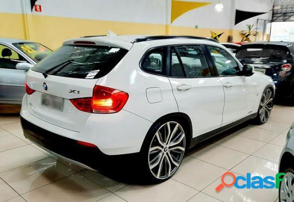 BMW I BMW X1 SDRIVE 1.8I BRANCO 2012 1.8 GASOLINA