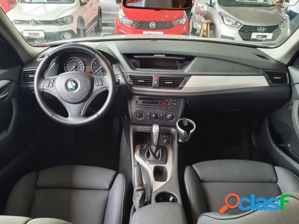 BMW X1 SDRIVE 18I 2.0 16V 4X2 AUT. PRATA 2011 2.0 GASOLINA