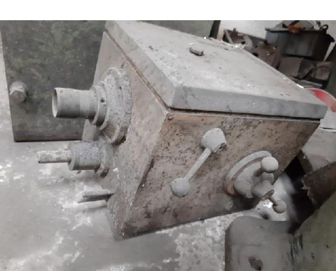 Cabeçote De Torno Mecanico Imor P400 Usado No Estado
