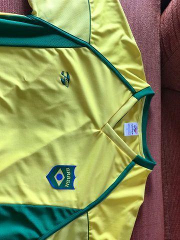 Camisa Seleção Brasileira topper