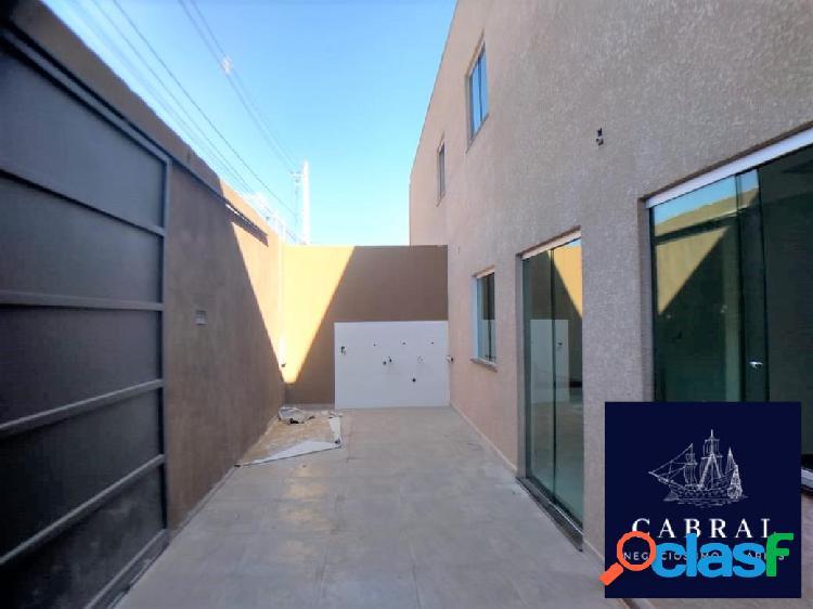 Casa com 2 Quartos à Venda, 95 m² por R$ 280.000