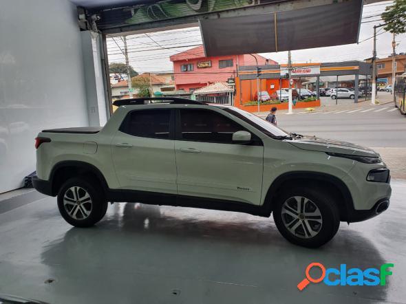 FIAT TORO FREEDOM 1.8 16V FLEX AUT. BRANCO 2017 1.8 FLEX