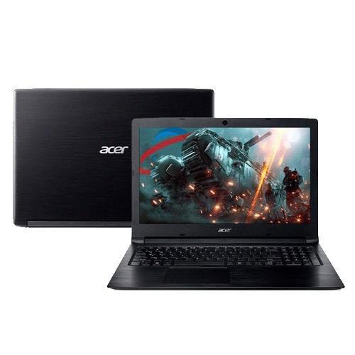 Notebook Acer Aspire 3 A315-41-R790 - Preto - AMD Ryzen 3