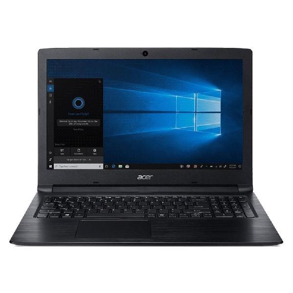 Notebook Acer Aspire 3 A315 - Preto - AMD Ryzen 3 2200U -