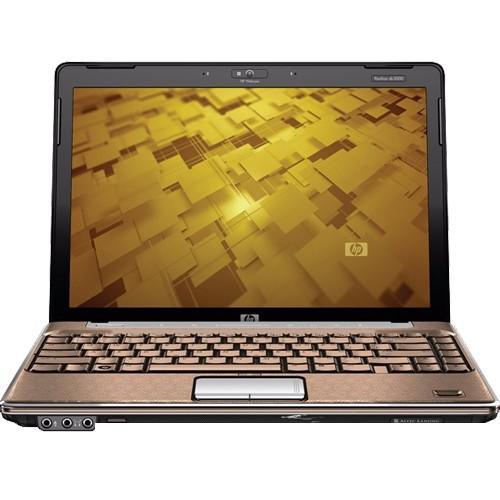 Notebook HP Pavilion DV3-508BR - Dourado - Intel Core 2 Duo