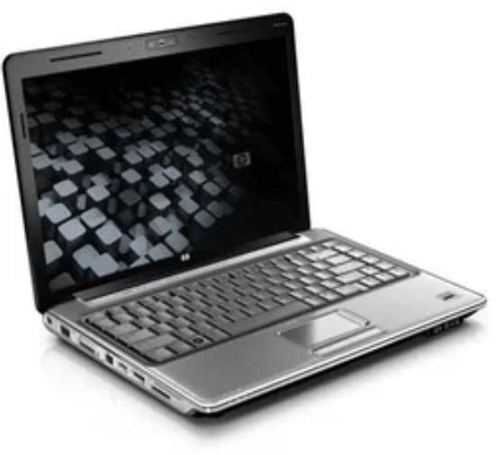 Notebook HP Pavilion DV4-1150BR - Preto - Intel Core 2 Duo