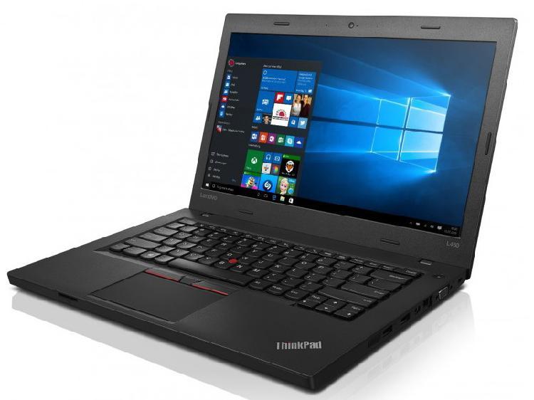 Notebook Intel Lenovo L460-20FV0000BR - Preto - Intel Core