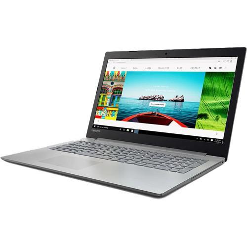 Notebook Lenovo 320-15IKB-81G30001BR - Preto - Intel Core
