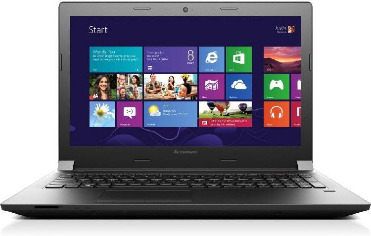 Notebook Lenovo B40-80-80QY0000BR - Preto - Intel Core