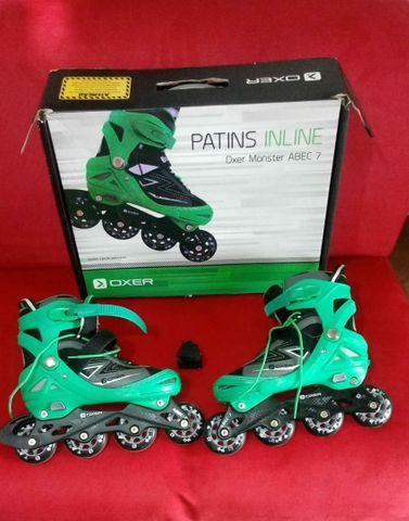 Patins inline Oxer 36 ao 39