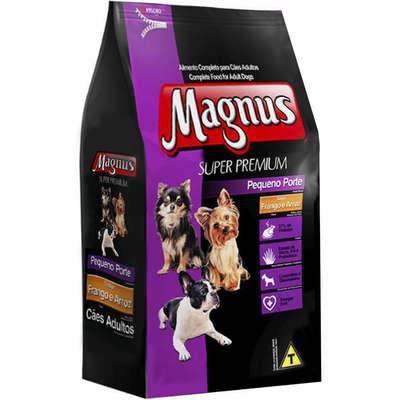 Ração Magnus Super Premium Frango e Arroz para Cães