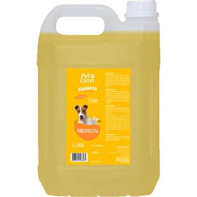 Shampoo Marshmallow Pet Clean para Cães e Gatos