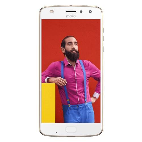 Smartphone Motorola Moto Z2 Play XT1710 Dourado - Octa-Core