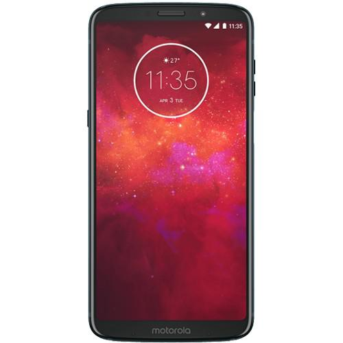 Smartphone Motorola Moto Z3 Play XT1929 - Ônix - Dual-Chip