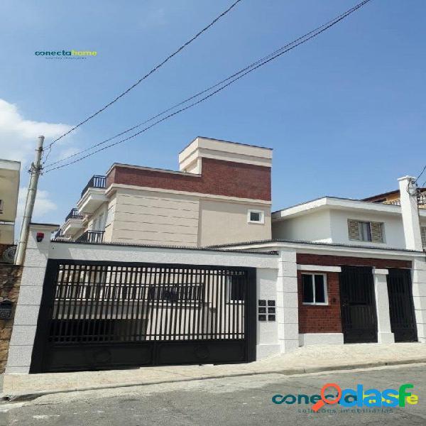 Sobrado em condomínio - Vila Mazzei, 128 m², 3 dorms, 1