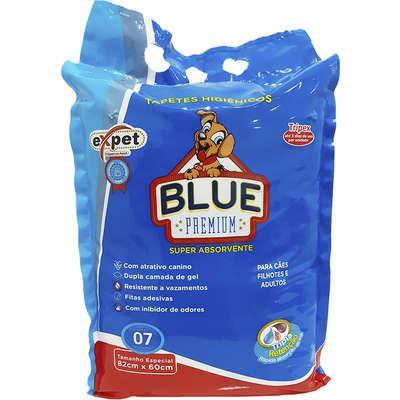 Tapete Higiênico Expet Blue Premium