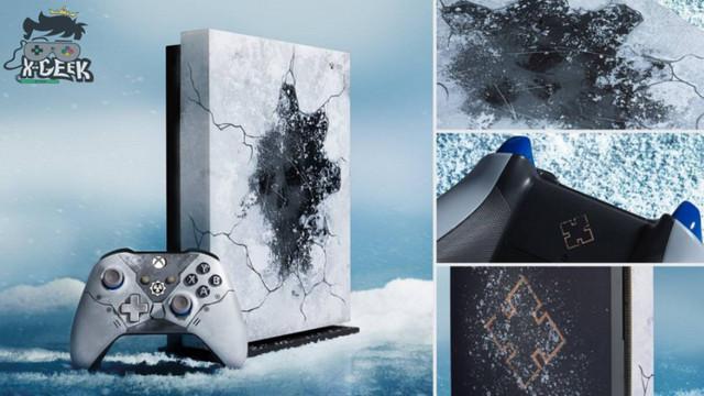 Xbox One X 1tb Ed. Especial Gears 5 | Lacrado com 12 meses