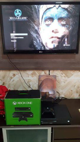 Xbox one Na Caixa + HD 500gb + Garantia! + Forza 4 +