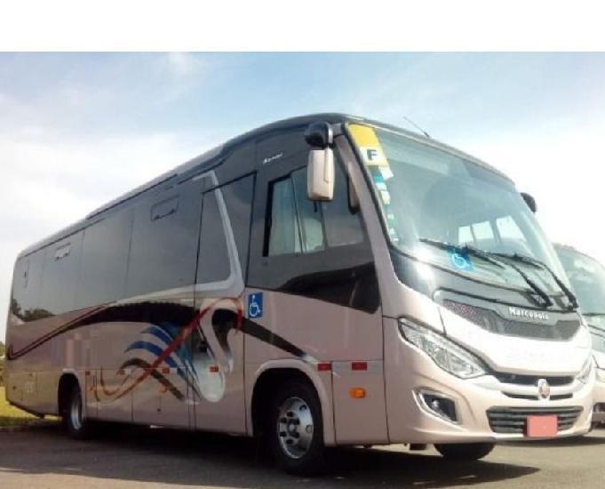 Micro ônibus Marcopolo Senior Completo 2018