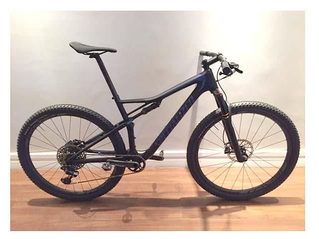 Mountain bike Specialized Epic Pro