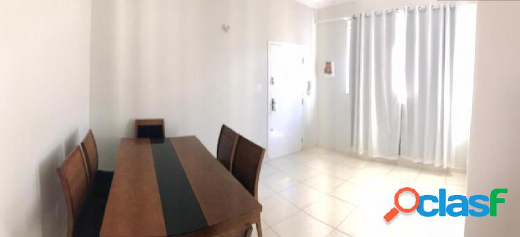 Apartamento 2 quartos, mobiliado, 1 vaga, Boqueirão, Santos