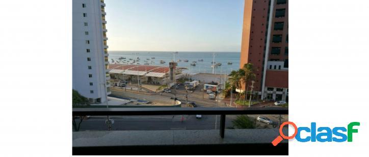 Apartamento 325 mil reais, Meireles vista Mar