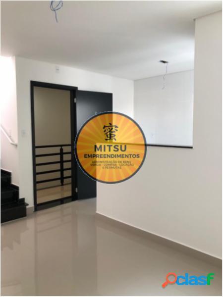 Apartamento com 2 dorms em Santo André - Vila Pires por 265