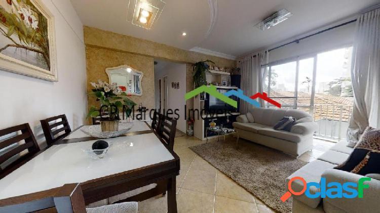 Apartamento com 3 Quartos à Venda, 82 m² por R$ 690.000,00
