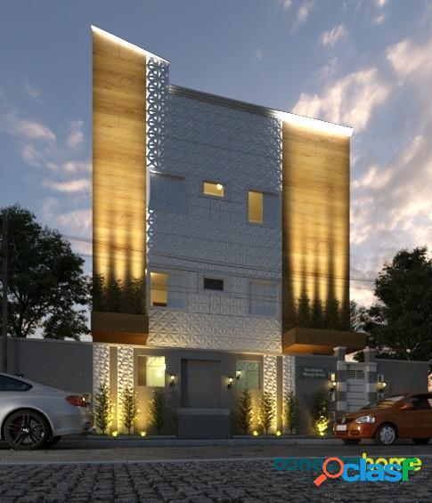 Apartamento de 40 m² e 2 dormitórios na Parada Inglesa