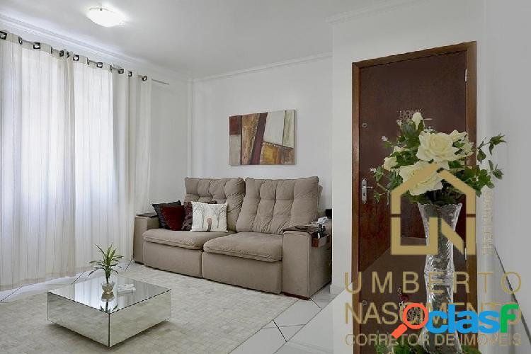 Apartamento semi mobiliado a venda no bairro Garcia em